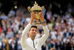 Wimbledon: Kekuatan mental pacu kejuaraan paling epik Djokovic
