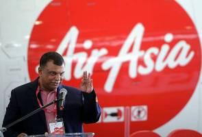 Tony Fernandes dilantik CEO airasia.com