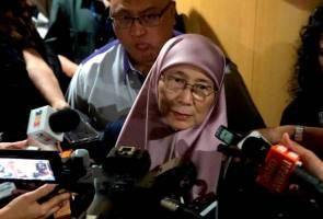 Krisis dalaman PKR tidak beri kesan pentadbiran negara - Wan Azizah