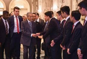 Malaysia perlu bina kepakaran pertahanan sendiri - Tun Mahathir