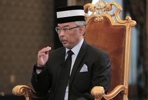 Latihan ketenteraan gilap keperibadian Sultan Abdullah