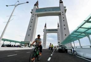 Jambatan Angkat Kuala Terengganu dibuka esok