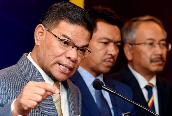 Saifuddin persoal Tuan Ibrahim tolak usul isytihar harta