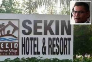 Resort milik Jamal bakal dilelong