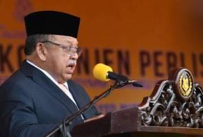 Penangguhan majlis-majlis sempena sambutan ulang tahun ke-76 Raja Perlis