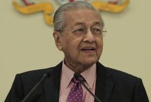 Kemelut PKR: Saya ada banyak benda lain untuk fikir - Tun M