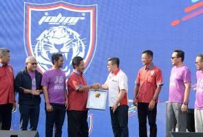 JDT terima sijil MBOR selepas juarai enam kali Liga Super