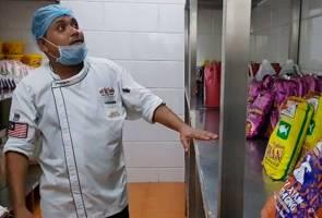 Ahmad berpengalaman 13 tahun bekalkan makanan buat jemaah Malaysia