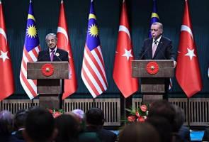 Cari jalan kembalikan kekuatan Islam - Tun Mahathir