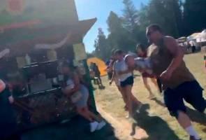 Pesta Bawang bertukar tragedi, tiga maut terkena tembakan