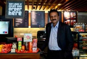 Jutawan kopi India dipercayai bunuh diri akibat tekanan pihak berkuasa