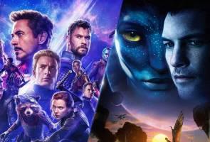 Avatar bakal turun takhta, Avengers: Endgame filem terlaris di dunia