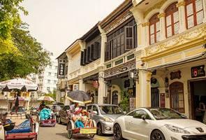 81562466122 Penang - P. Pinang sasar 20,000 pelawat ke Perayaan Warisan George Town