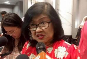 Singkir pemikiran berkelompok, nasihat Rafidah kepada orang Melayu