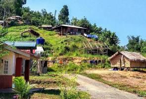 Tragedi Kuala Koh: Kampung sunyi selepas status zon merah ditarik