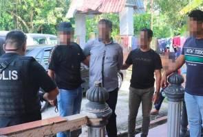 Guru madrasah antara empat ditahan terlibat kumpulan pengganas - Ketua Polis Negara
