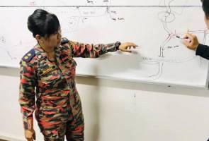 Operasi mencari pemandu pelancong yang hilang di Gua Rusa Mulu diteruskan