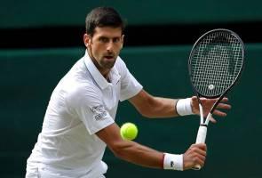 Djokovic tewaskan Federer, pertahan kejuaraan Wimbledon