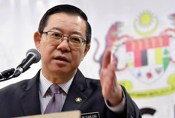 Lebih RM4 bilion tanah kerajaan persekutuan dijual kerajaan terdahulu - Guan Eng