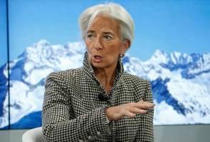 Christine Lagarde sah tinggalkan IMF! 2