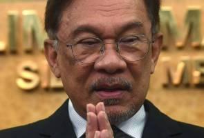 Anwar sambut baik sokongan MPP kepada Azmin Ali