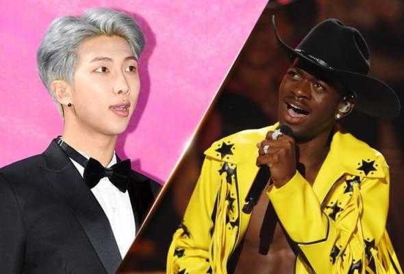 Lil Nas X berkolaborasi bersama Rap Monster BTS dalam lagu Seoul Town Road