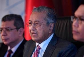 Kerjasama penting Malaysia - Turki dalam bidang pertahanan - Tun Mahathir