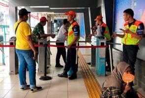 Jakarta terputus bekalan elektrik besar-besaran, ramai 'naik angin'