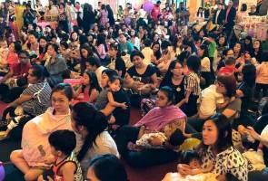 'Kesedaran pentingnya amalan penyusuan ibu meningkat tetapi...' - Hannah Yeoh