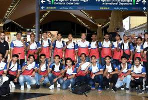 Malaysia muncul juara Kejohanan Empat Negara