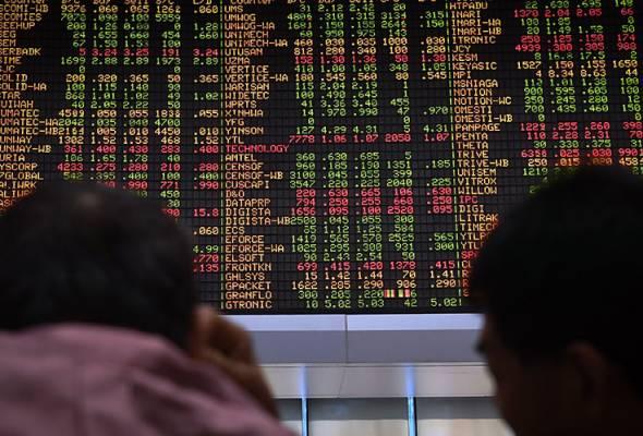 Bursa Malaysia kembali meningkat, diketuai Axiata