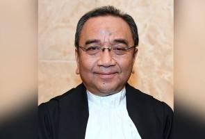 Agong serah watikah pelantikan Hakim Besar Malaya