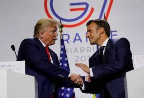 Perancis-Amerika Syarikat capai perjanjian cukai terhadap Google