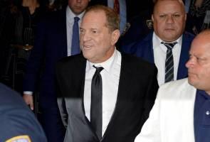 Harvey Weinstein mengaku tidak bersalah atas dua pertuduhan baharu