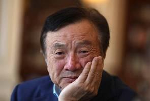 CEO Huawei sifatkan penahanan anak satu bentuk pengajaran