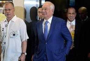 Najib, Jho Low buat dokumen palsu dalam cubaan tutup skandal 1MDB - Gopal Sri Ram
