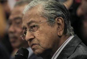 Bersatu akan ambil tindakan terhadap ahli yang rosakkan imej parti - Tun Mahathir