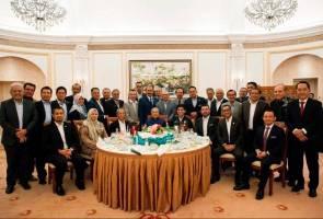 PM adakan pertemuan dengan pemimpin Bersatu