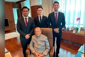 PM lantik tiga anak muda anggotai Majlis Tindakan Ekonomi Negara