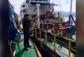 13 nelayan Langkawi ditahan, 'lalok' di tengah laut