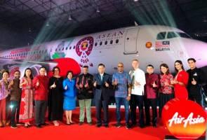AirAsia lancar liveri ASEAN, seru pelancongan lestari 2