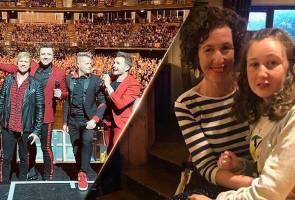 Westlife rayu orang ramai bantu cari remaja Ireland hilang, Nora Anne Quoirin