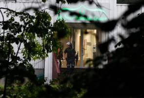 Tembakan rambang di masjid Oslo, seorang jemaah cedera