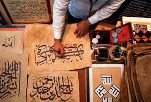 Tulisan khat: Perkara yang generasi atasan boleh pelajari dari generasi muda 2