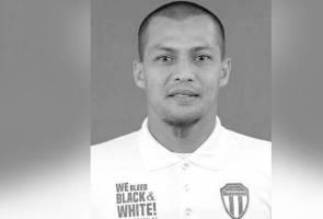 Penjaga gol Terengganu FC meninggal dunia