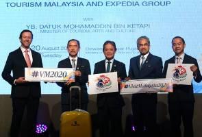 Tourism Malaysia, Expedia kerjasama tingkatkan jumlah pelancong antarabangsa