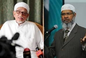 Keputusan bijak benarkan Zakir Naik terus tinggal di negara ini - Hadi Awang