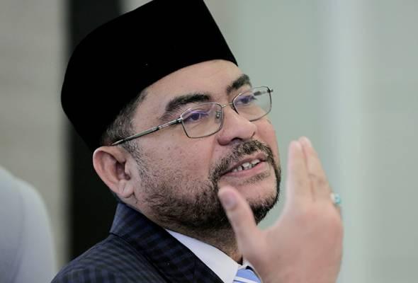 Mujahid beri Asyraf Wajdi seminggu untuk  mohon maaf