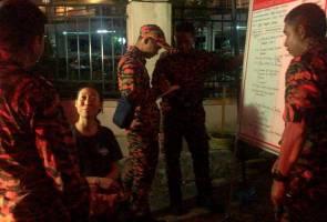 Wanita warga Korea sesat ketika mendaki ditemui selamat