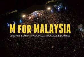 'M Untuk Malaysia', dokumentari istimewa buat rakyat Malaysia